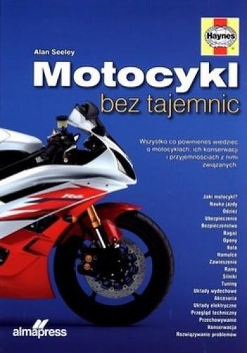 Okładka książki Motocykl bez tajemnic