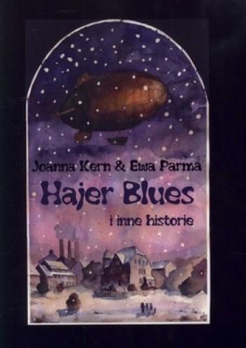 Okładka książki Hajer Blues i inne historie