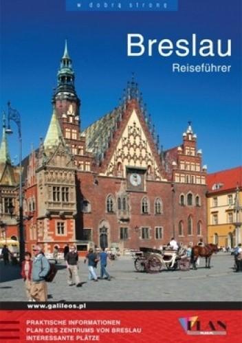 Okładka książki Breslau. Reisefuhrer Studio Plan