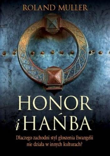 Okładka książki Honor i hańba