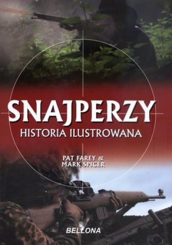 Okładka książki Snajperzy. Historia ilustrowana