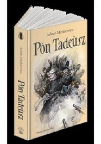 Okładka książki Pon Tadeusz