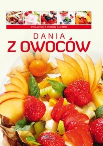 Okładka książki Dania z owoców