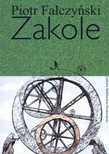 Okładka książki Zakole