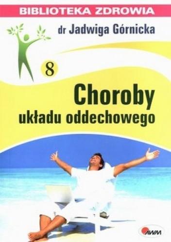 Okładka książki Choroby układu oddechowego