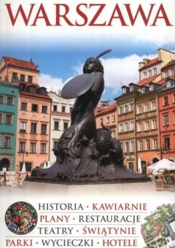 Okładka książki Warszawa. Przewodnik Wiedza i Życie