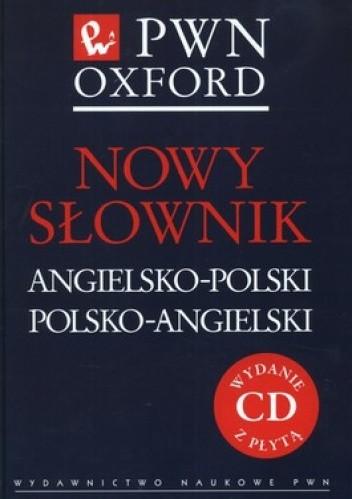 Okładka książki Nowy słownik angielsko - polski polsko - angielski + CD