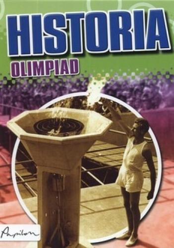 Okładka książki Historia olimpiad