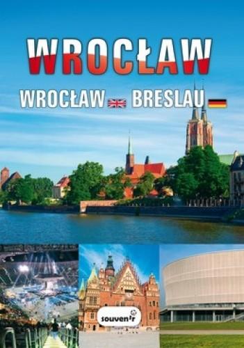 Okładka książki Wrocław