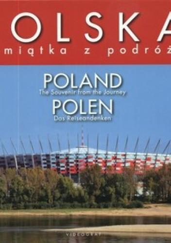 Okładka książki Polska. Pamiątka z podróży