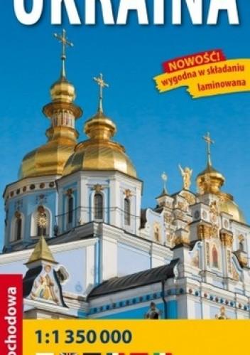 Okładka książki Ukraina. Mapa samochodowa. 1:1 350 000 ExpressMap