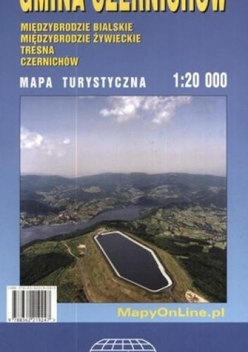 Okładka książki Gmina Czernichów. Mapa turystyczna. 1:20 000 Witański