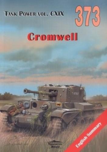 Okładka książki Cromwell. Tank Power vol. CXIX 373