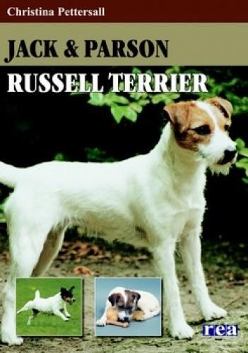 Okładka książki Jack & Parson Russell Terrier