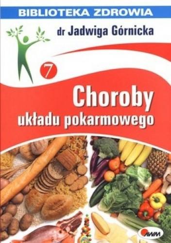 Okładka książki Choroby układu pokarmowego
