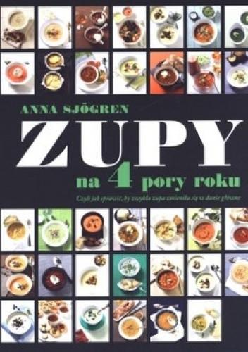 Okładka książki Zupy na 4 pory roku
