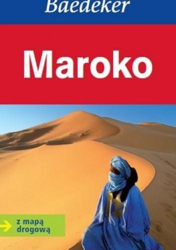 Okładka książki Maroko. Przewodnik Baedeker + mapa