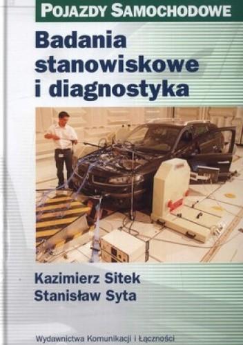 Okładka książki Badania stanowiskowe i diagnostyka