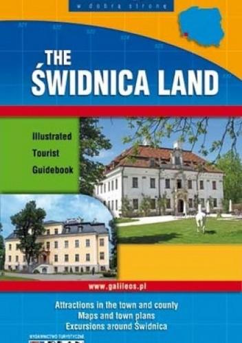 Okładka książki The Świdnica Land. Illustrated tourist guidebook