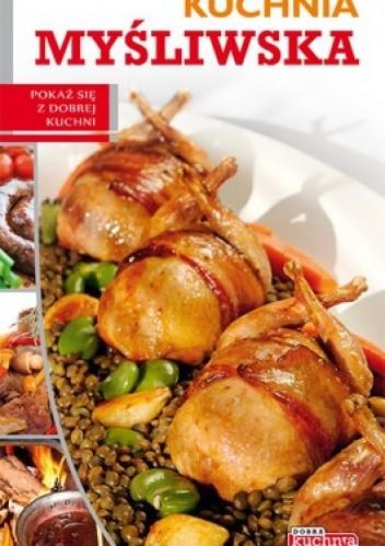 Okładka książki Kuchnia myśliwska