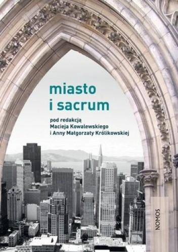 Okładka książki Miasto i sacrum
