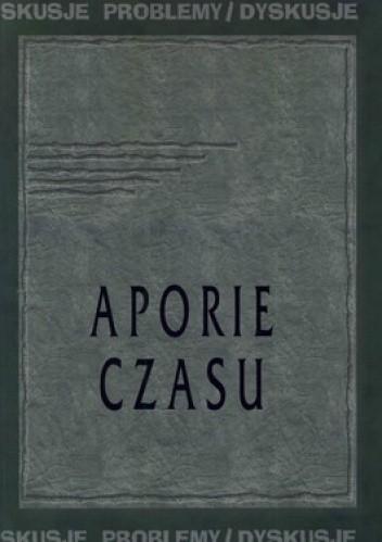 Okładka książki Aporie czasu