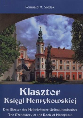 Okładka książki Klasztor Księgi Henrykowskiej
