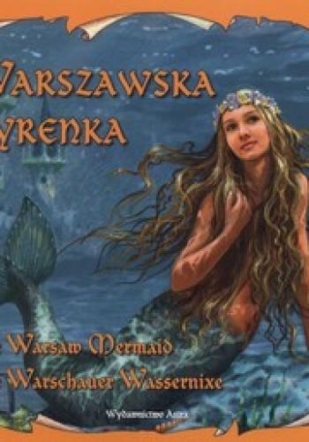 Okładka książki Warszawska syrenka