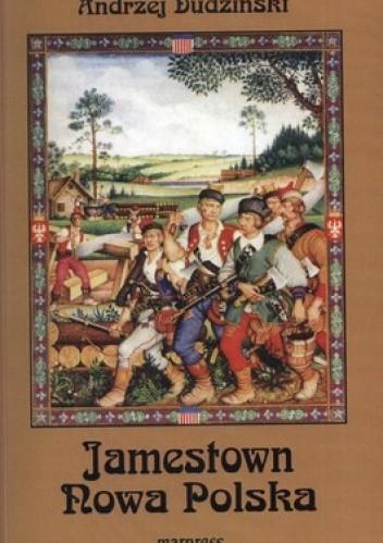 Okładka książki Jamestown. Nowa Polska