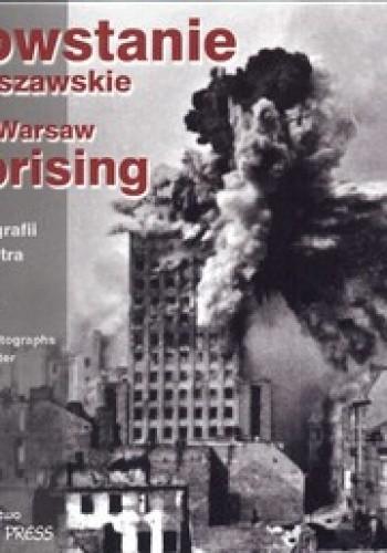 Okładka książki Powstanie warszawskie w fotografii Sylwestra