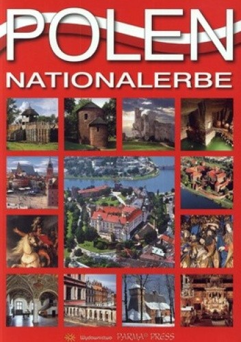Okładka książki Polen Nationalerbe
