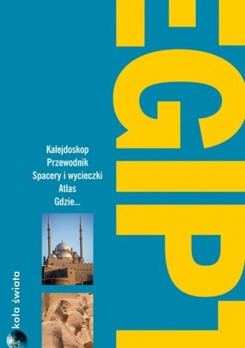 Okładka książki Egipt. Przewodnik Dookoła świata
