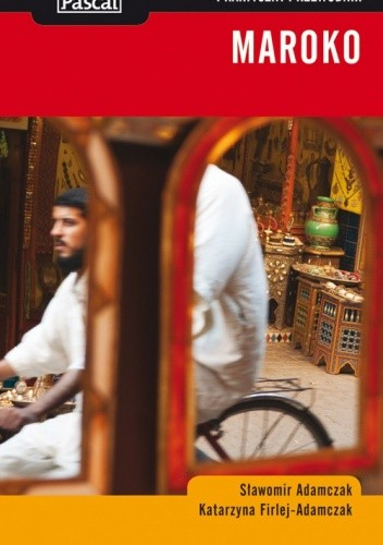 Okładka książki Maroko. Praktyczny przewodnik