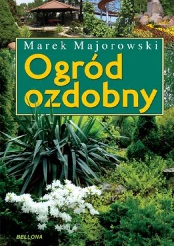 Okładka książki Ogród ozdobny. Inspirujące kompozycje