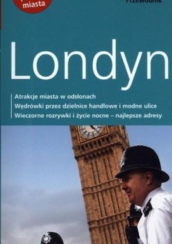 Okładka książki Londyn. Przewodnik z dużym planem miasta
