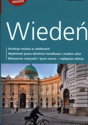 Okładka książki Wiedeń. Przewodnik z dużym planem miasta