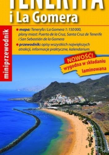 Okładka książki Teneryfa i La Gomera. Miniprzewodnik (map & guide). 1:150 000 ExpressMap