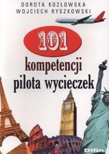 Okładka książki 101 kompetencji pilota wycieczek