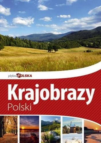 Okładka książki Krajobrazy Polski