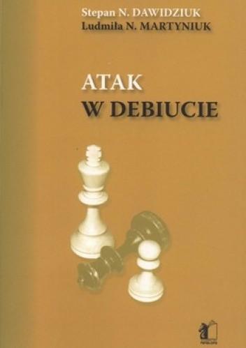 Okładka książki Atak w debiucie