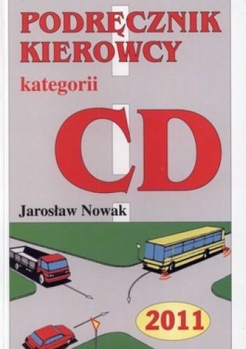 Okładka książki Podręcznik kierowcy kategorii CD