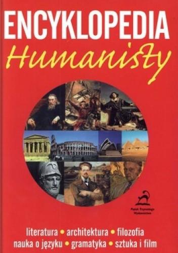 Okładka książki Encyklopedia humanisty