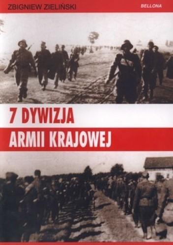 Okładka książki 7 Dywizja Armii Krajowej