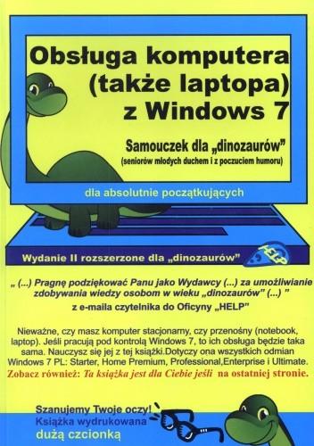 Okładka książki Obsługa komputera (także laptopa) z Windows 7