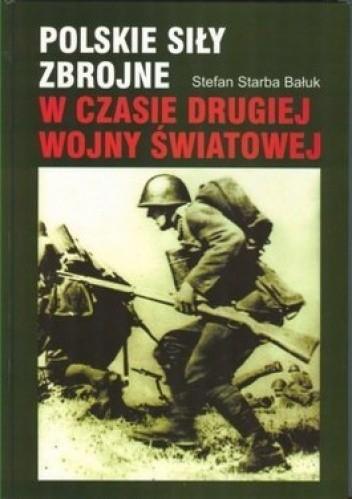 Okładka książki Polskie Siły Zbrojne w czasie II wojny światowej