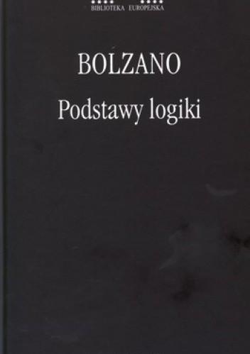 Okładka książki Podstawy logiki