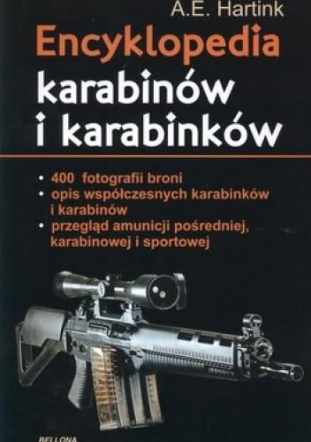 Okładka książki Encyklopedia karabinów i karabinków