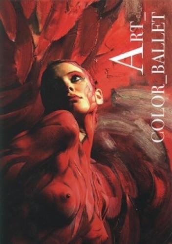 Okładka książki Art color ballet