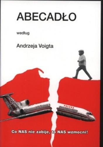 Okładka książki Abecadło według Andrzeja Voigta