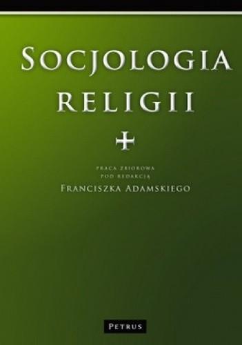 Okładka książki Socjologia religii